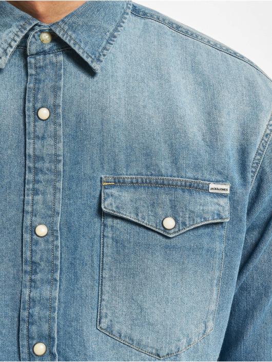 Jack & Jones Shirt jjeSheridan blue