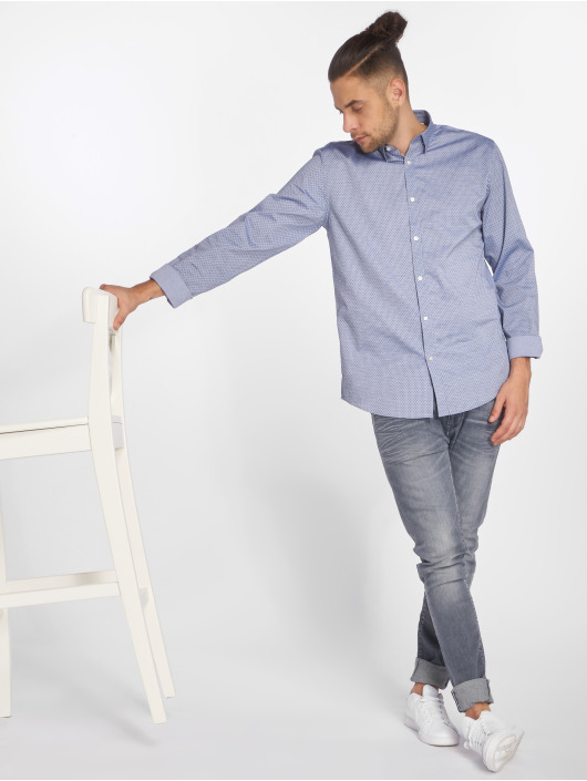 Jack & Jones Shirt jprJeff blue
