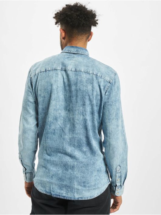 Jack & Jones Shirt jjeSheridan Noos blue