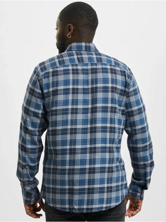 Jack & Jones Shirt jprBlukevin Check One blue