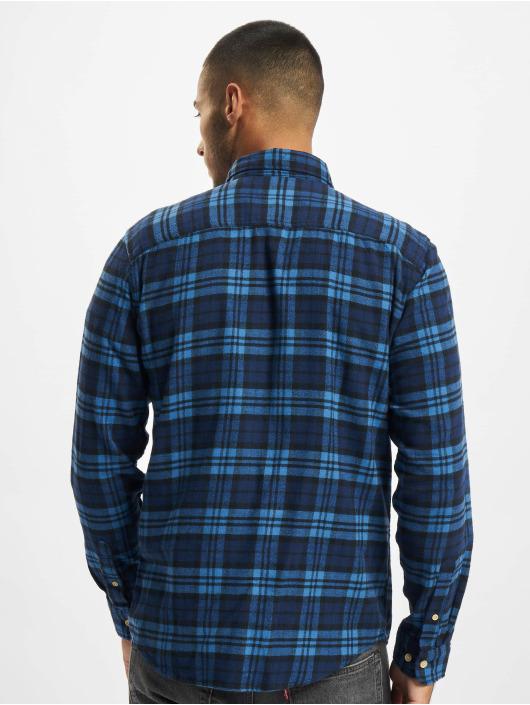 Jack & Jones Shirt Jjplain Jan blue