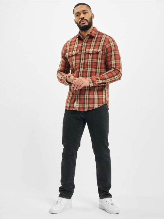 Jack & Jones Shirt jprBludarren brown