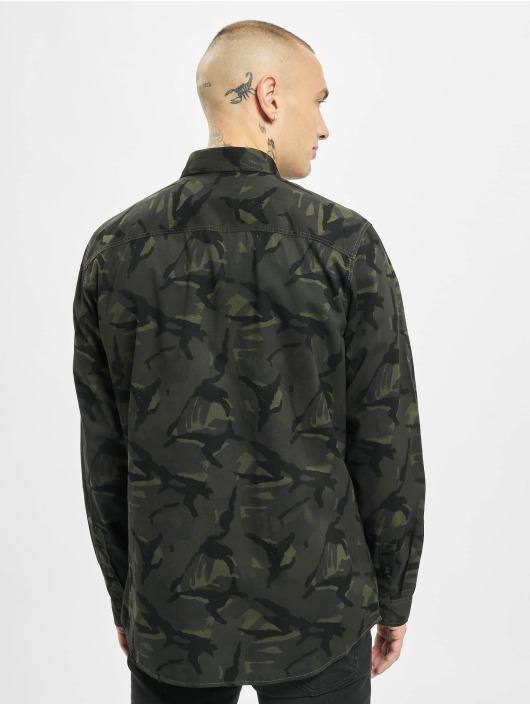 Jack & Jones Shirt Jcomandurah camouflage