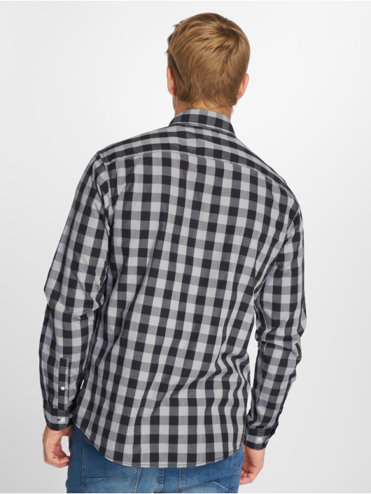 Jack & Jones Shirt jjeGingham gray
