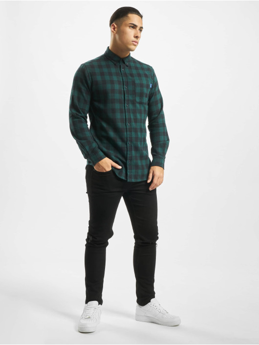 Jack & Jones Shirt jorZac green