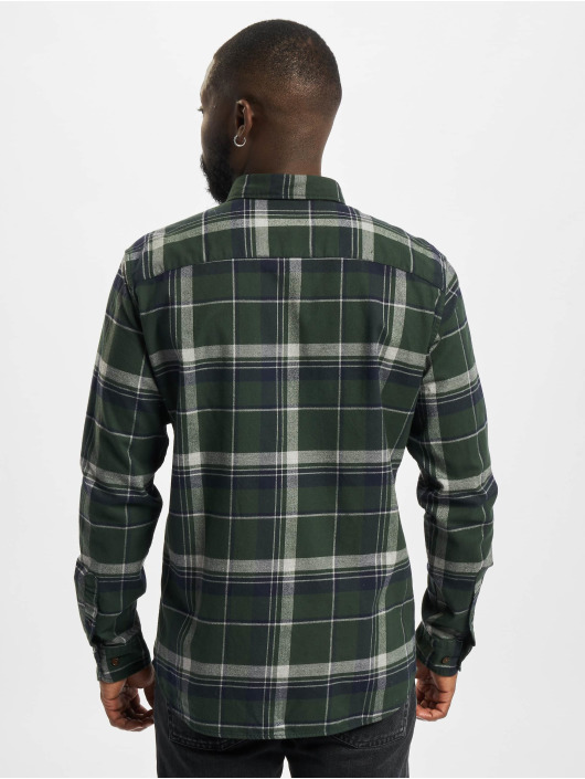 Jack & Jones Shirt Jjeclassic Denver green