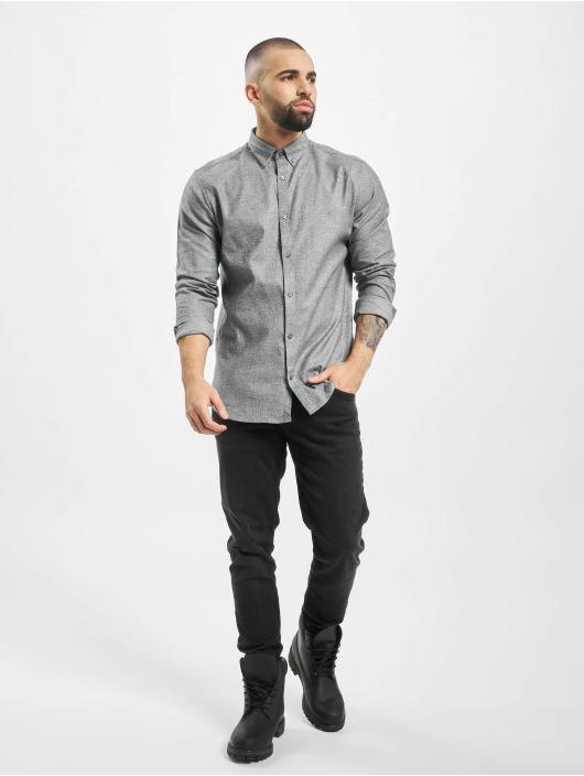 Jack & Jones Shirt jprLogo Twist grey
