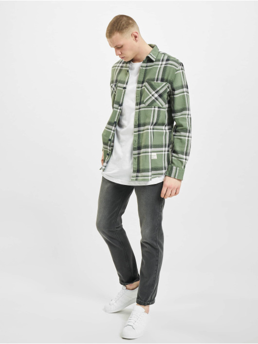 Jack & Jones Shirt jorFinder olive