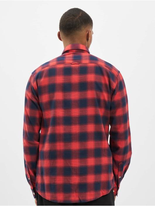 Jack & Jones Shirt jjePlain Check Noos red