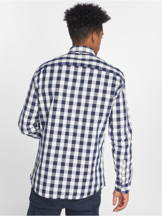 Jack & Jones Shirt jjeGingham white