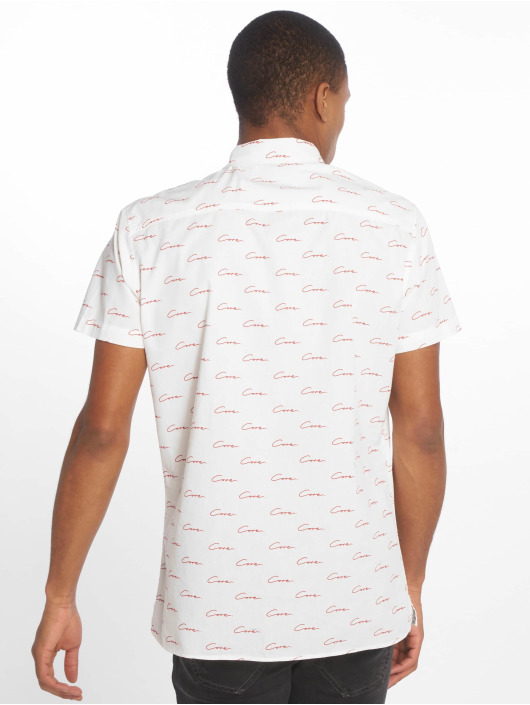 Jack & Jones Shirt jcoMonaco white