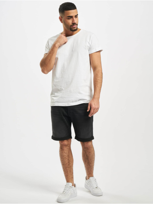 Jack & Jones Short jjiRick jjiCon GE 010 I.K STS black