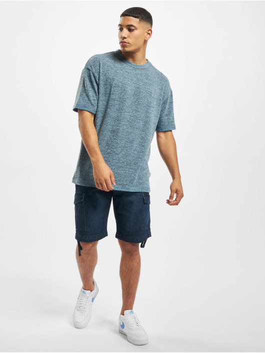 Jack & Jones Short jjiCharlie jjCargo Akm 730 bleu