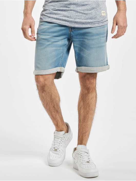 Jack & Jones Short jjiRick jjiCon GE 003 L.K STS Woven blue