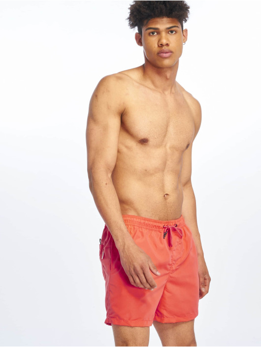 Jack & Jones Short de bain jjiCali jjSwim rouge
