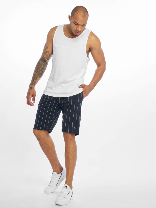 Jack & Jones Shorts jjiPinstripe blå