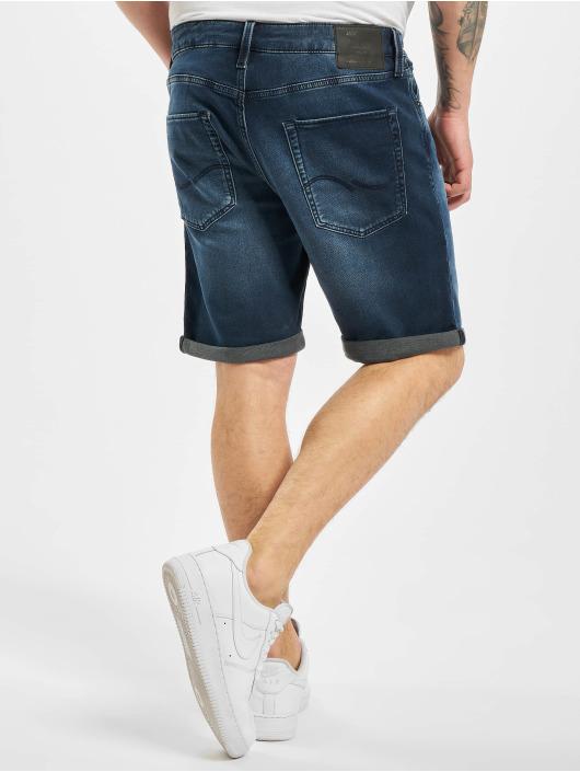 Jack & Jones Shorts jjiRick jjiCon GE 011 L.K STS Woven Sweat blau