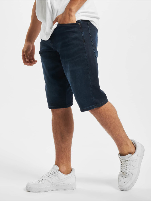 Jack & Jones Shorts jjiRon jjLong GE 955 I.K. blau
