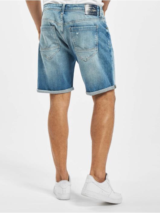 Jack & Jones shorts jjiRick jjGridd JJ 276 blauw