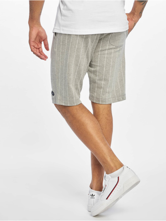 Jack & Jones Shorts jjiPinstripe grau