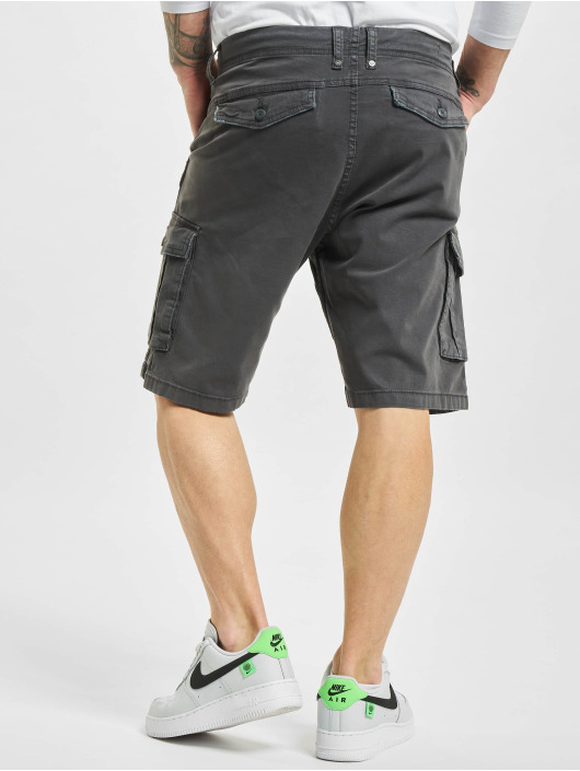 Jack & Jones Shorts Jjizack Jjcargo grau