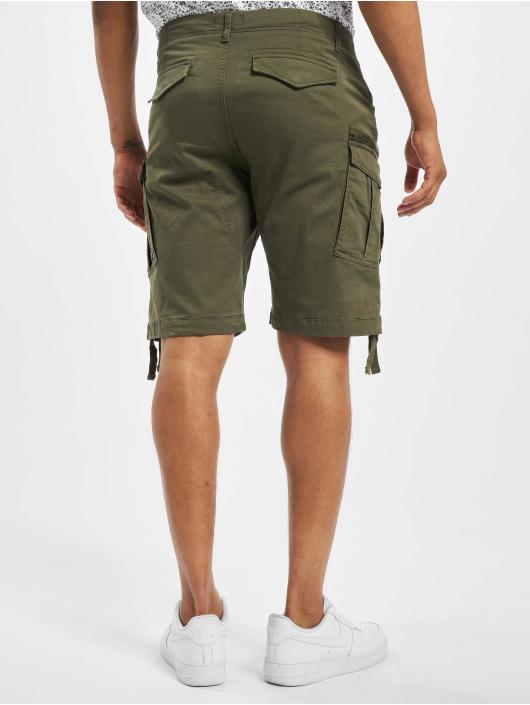 Jack & Jones shorts jjiChop jjCargo AKM 429 olijfgroen