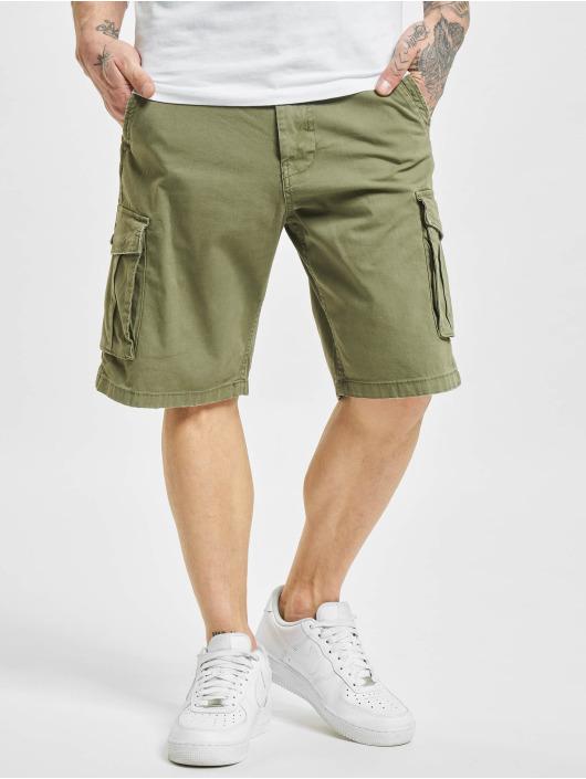 Jack & Jones shorts Jjizack Jjcargo olijfgroen