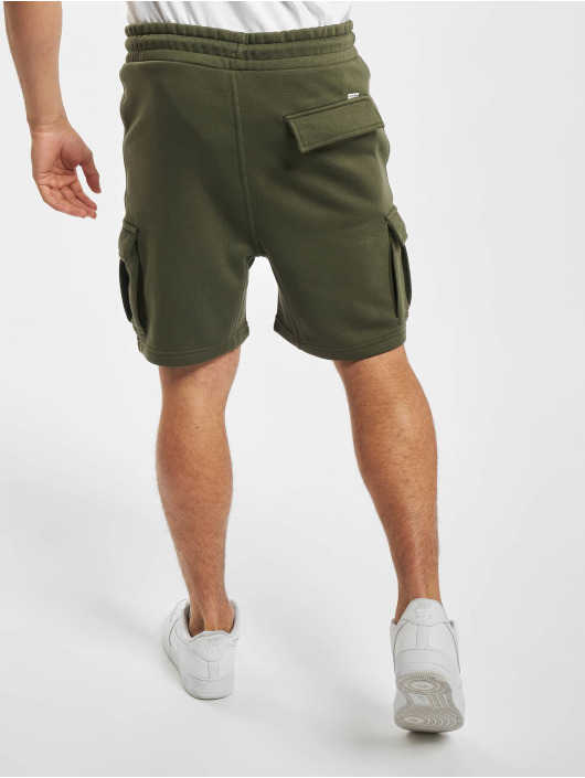 Jack & Jones Shorts jjiCargo jjSweat olive
