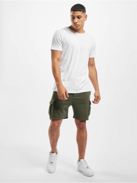 Jack & Jones Shorts jjiCargo jjSweat olive