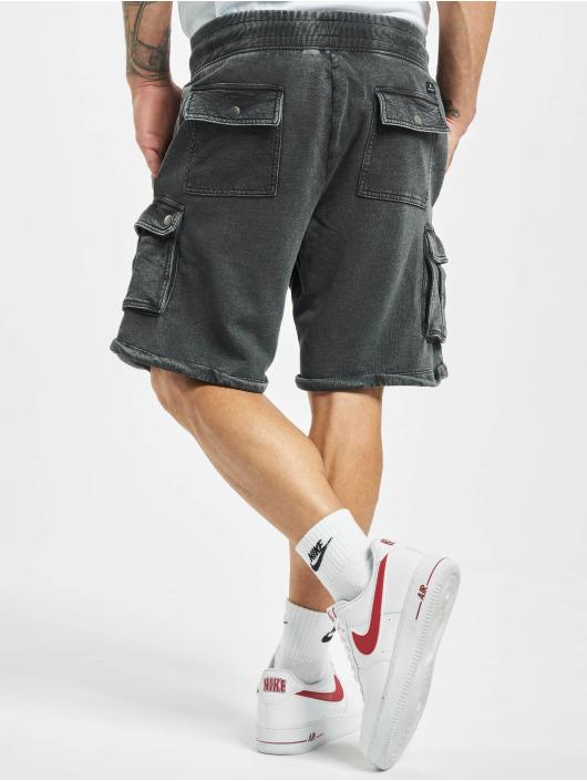 Jack & Jones Shorts jjiLee Sweat Cargo VIY schwarz