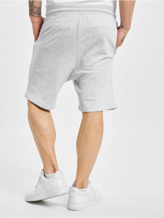 Jack & Jones Shorts JJ I Shark JJ Sweat Melange AT weiß