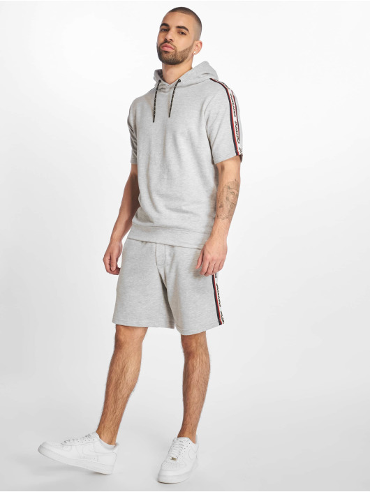 Jack & Jones Shortsit jjiVision jjSweat harmaa