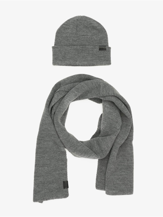 Jack & Jones Sjal/tørkler jacJolly grå