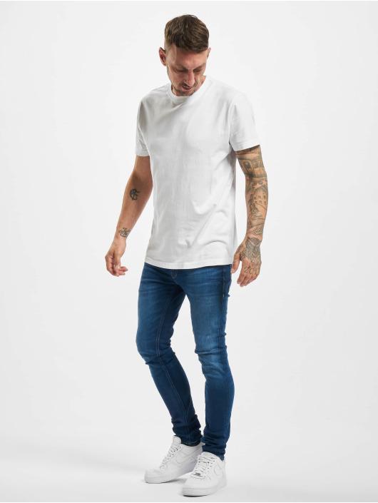 Jack & Jones Skinny Jeans jjiLiam jjOrg blå