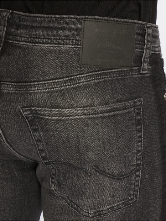 Jack & Jones Skinny Jeans jjiLiam jjOriginal AM 772 black