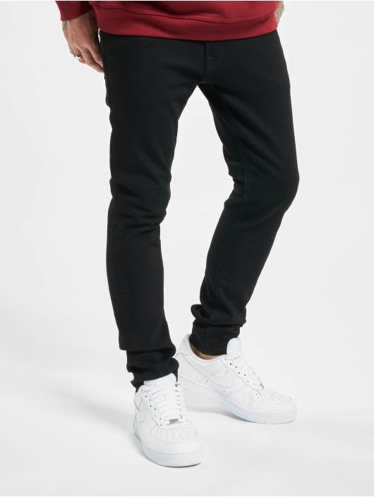 Jack & Jones Skinny Jeans jjiLiam jjOriginal 816 black