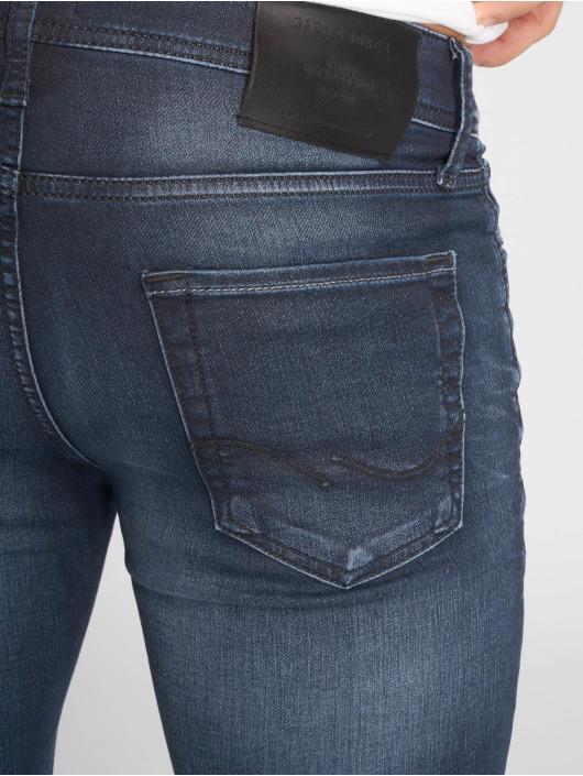 Jack & Jones Skinny Jeans jjiGlenn blau