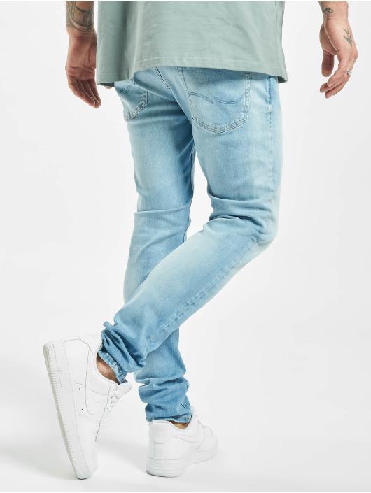 Jack & Jones Skinny Jeans jjiLiam Jjoriginal Agi 002 blau