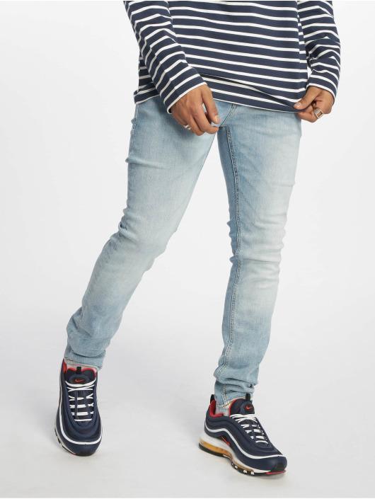 Jack & Jones Skinny jeans jjiLiam jjOriginal Noos blauw
