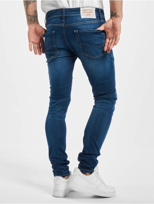 Jack & Jones Skinny Jeans jjiLiam jjOrg blue