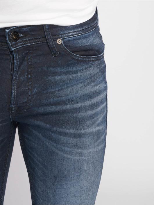 Jack & Jones Skinny Jeans jjiGlenn niebieski