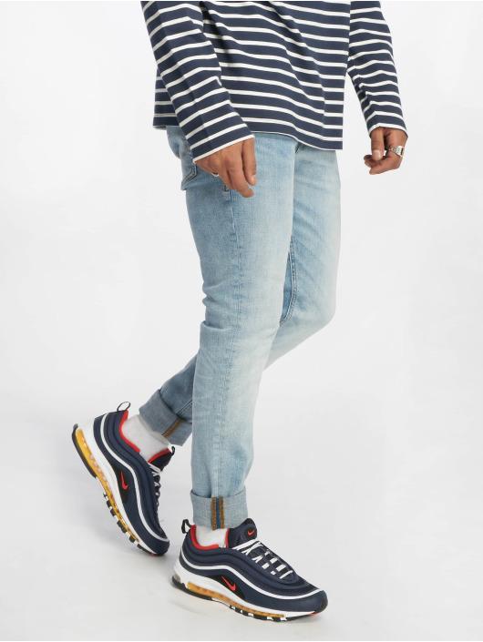 Jack & Jones Skinny Jeans jjiLiam jjOriginal Noos niebieski