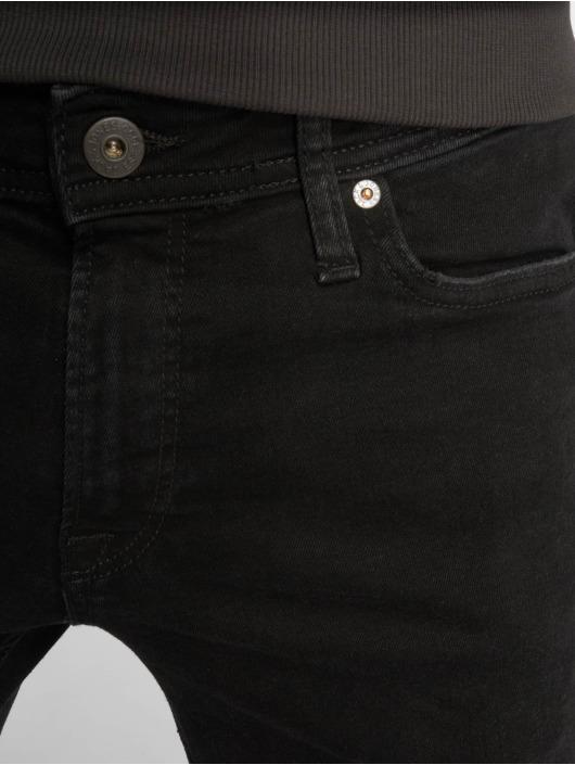 Jack & Jones Skinny Jeans jjiLiam jjOriginal schwarz