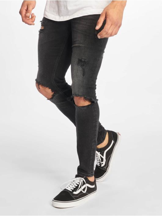 Jack & Jones Skinny Jeans jjiTom jjOriginal Noos schwarz