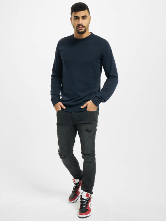 Jack & Jones Skinny Jeans jjiLiam jjOriginal Agi 033 schwarz