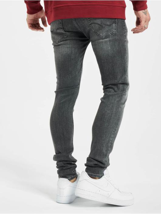 Jack & Jones Skinny jeans jjiLiam jjOriginal 817 zwart