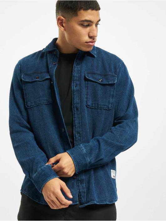 Jack & Jones Skjorte jj30Cpo blå