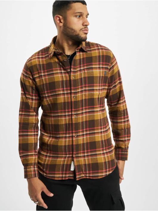 Jack & Jones Skjorte jprBlujamie One Pocket brun