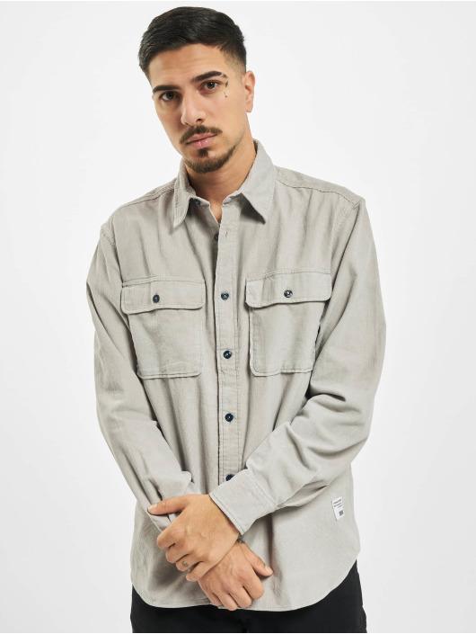 Jack & Jones Skjorte jj30Cpo grå