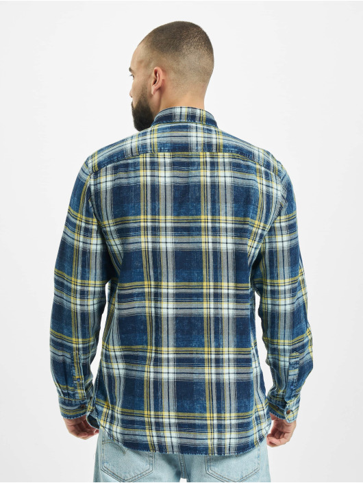 Jack & Jones Skjorter jorHans Shirt blå